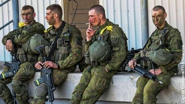 Жители Прибалтики радуются хулиганству, дракам и пьянству солдат НАТО