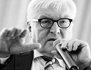 Глава МИД Германии призвал ЕС определить условия отмены санкций против России