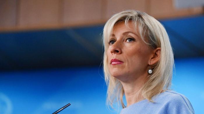 Захарова подтвердила подготовку встречи Сергея Лаврова и Майка Помпео в Сочи