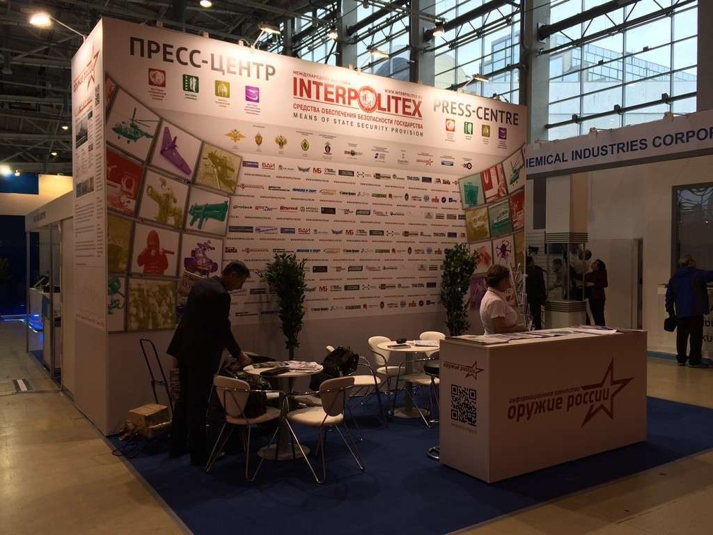 Interpolitex-2014: выставка состоялась, несмотря на санкции