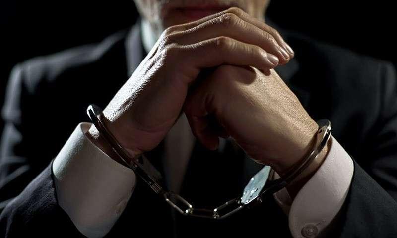 Треть россиян испытывают чувство удовлетворения от арестов высокопоставленных чиновников