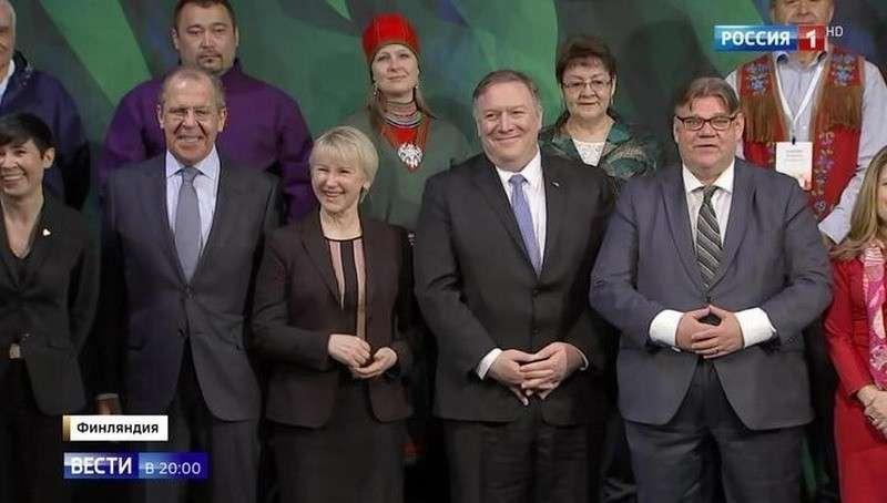 Майк Помпео отменил встречу с Меркель в Берлине, но поедет к Путину в Сочи