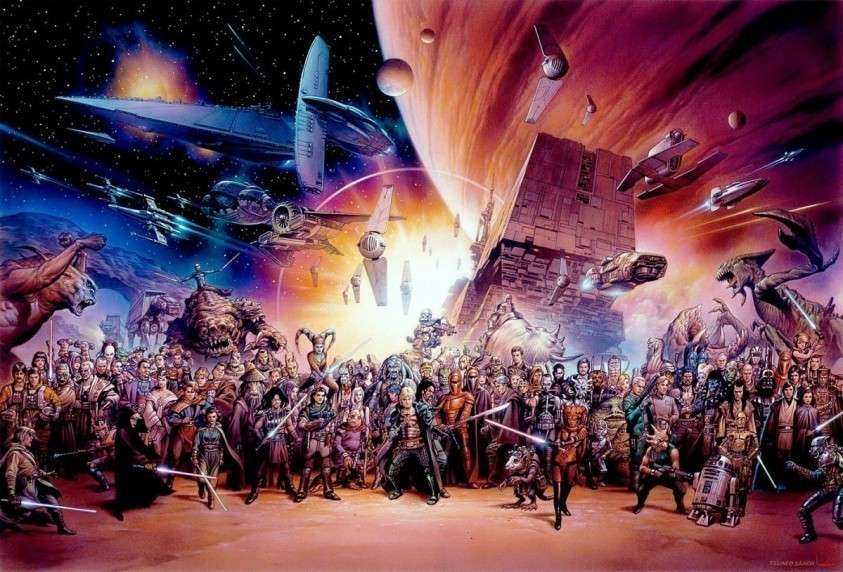 Звёздная война не закончена. С паразитами придётся сражаться до победы