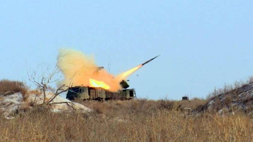 ПВО авиабазы Хмеймим полностью отразили ракетный удар американских наёмников