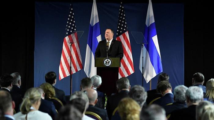Госсекретарь США Помпео обнаружил, что русские нагло вмешиваются в свои дела