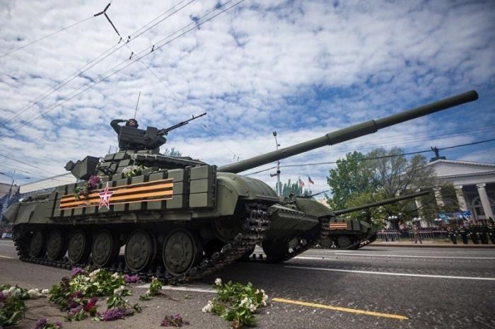 Перед Днём Победы в ДНР. Немного о демонстрации боевых возможностей