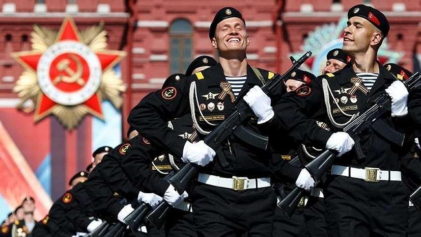 Как формировалась традиция парада Победы? Вызывает чувство гордости за нашу армию