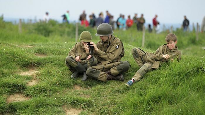 Как в западных учебниках искажают историю о Второй мировой войне
