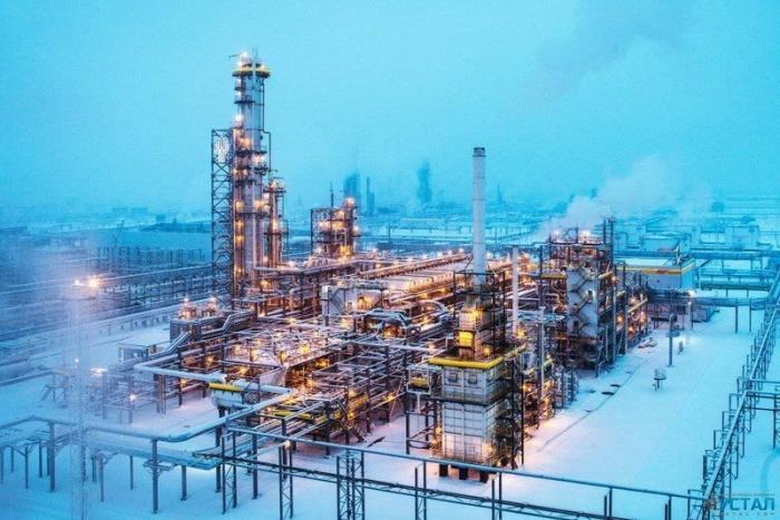 В России глубина переработки нефти поитогам 2018 года составила 83,4%