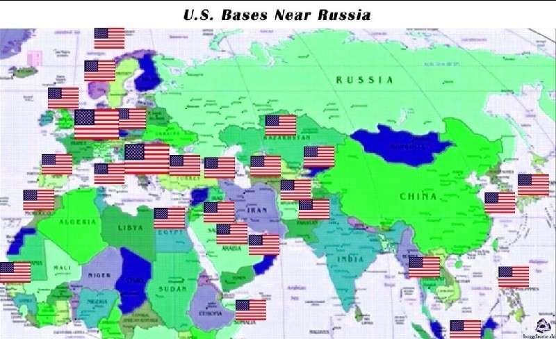 В Германии намерены оспорить законность военных баз США в Европе