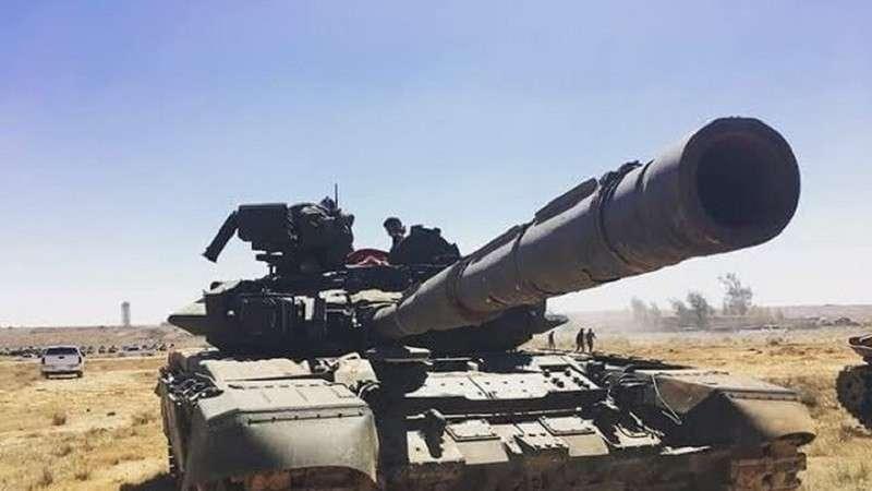 Сирия: «Тигры» взяли штурмом оплот боевиков в зоне Идлиб