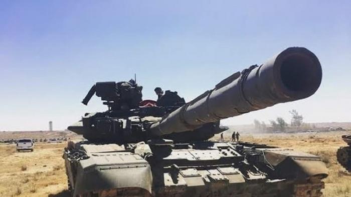 Сирия: «Тигры» взяли штурмом оплот боевиков взоне Идлиб