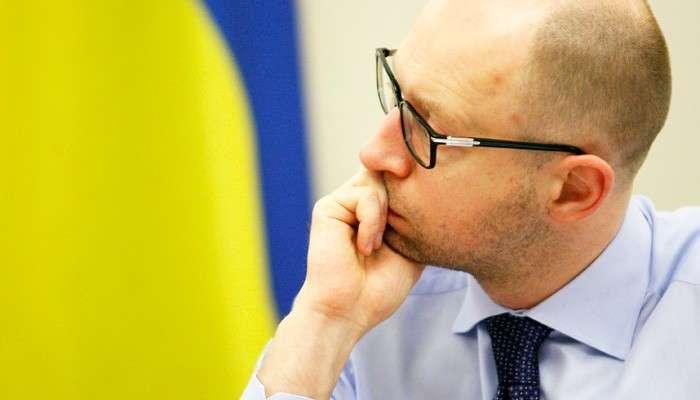 Яценюк признал распад Украины?. Киевские власти не рассчитывают вернуть Донбасс в ближайшие годы