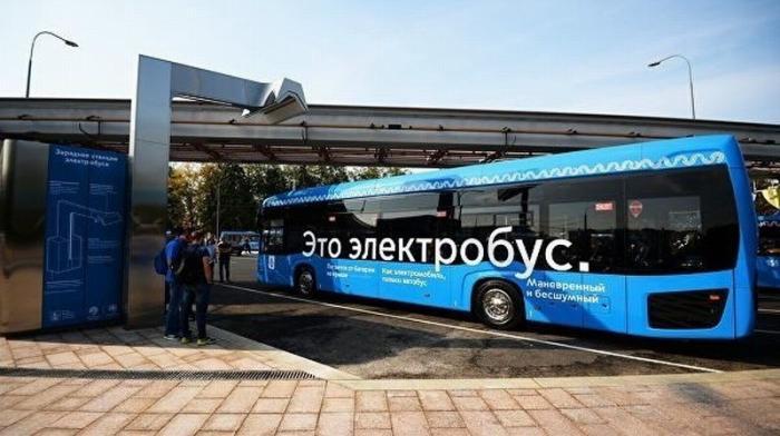 Москва стала лидером среди европейских городов по количеству электробусов