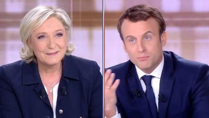 Марин Ле Пен выдвинула ультиматум президенту Франции
