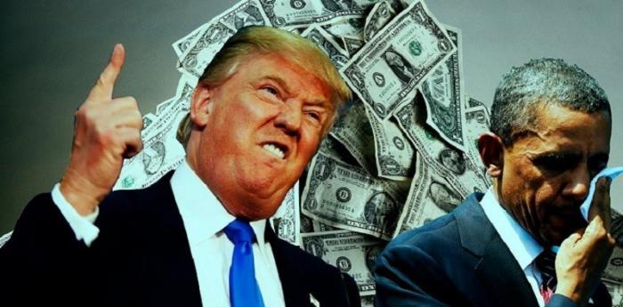 Дедолларизация. Как США своими руками приближают крах доллара