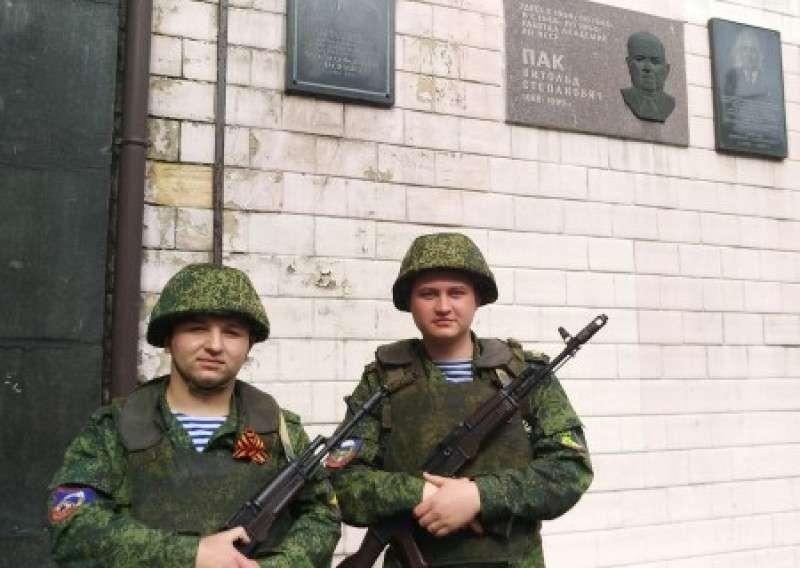 День Победы в Донецке: яркие моменты, не попавшие в объективы теле и фотокамер СМИ
