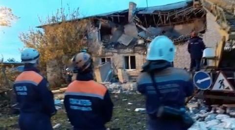 Взрыв газа в доме под Ростовом: повреждены 7 из 16 квартир