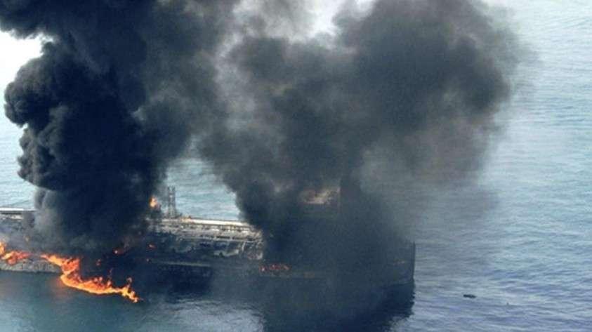 Взрывы прогремели на семи танкерах в ОАЭ