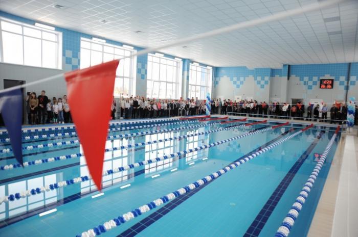 ВЯрославской области открыт новый спортивный комплекс