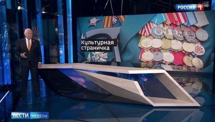 Дмитрий Киселёв ответил либералам русофобам по поводу Дня Победы