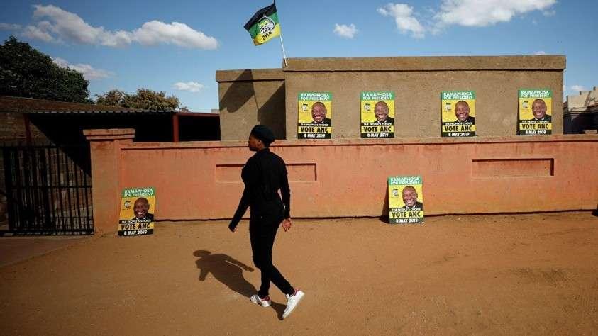 ЮАР. Россия опять выиграла иностранные выборы