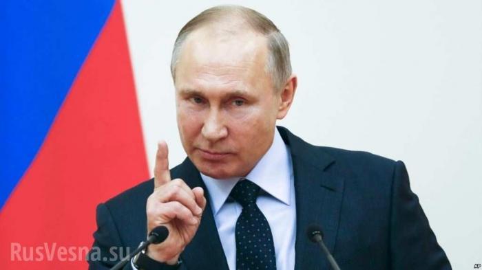 Путин жёстко раскритиковал работу Правительства РФ