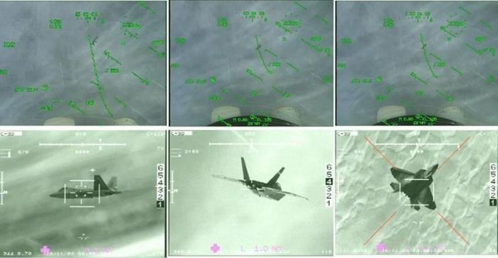 Сирия. ВКС России перехватили израильские бомбардировщики