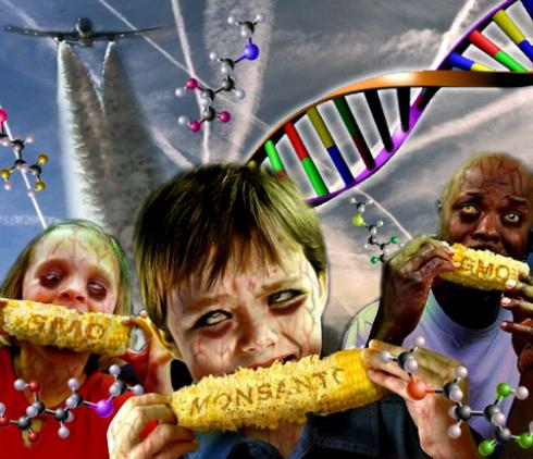 Продуктовая война. Паразиты атакуют нас с помощью ГМО