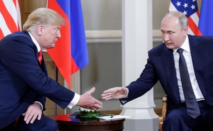 Вашингтон запросил провести в Японии в июне встречу Трампа с Путиным