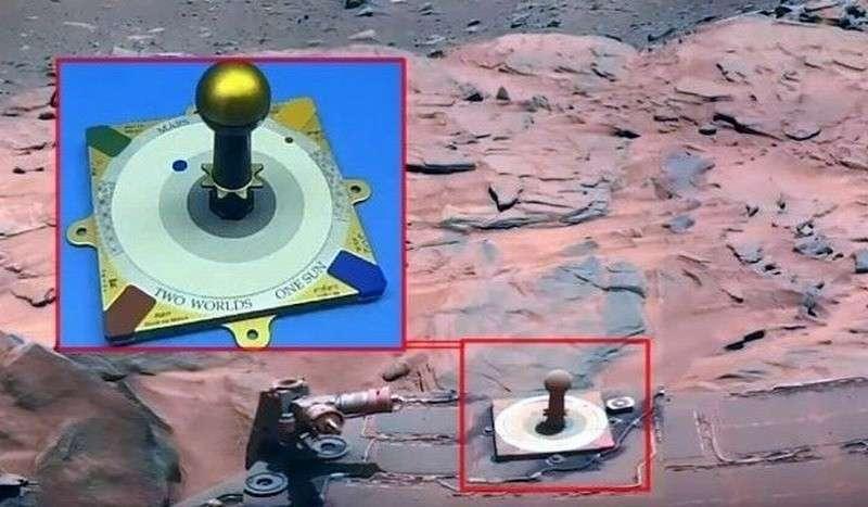 На марсоходе НАСА обнаружили странное устройство, изобличающее фальсификаторов