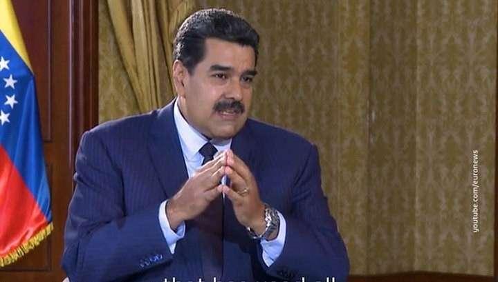 Мадуро встречается с представителями ООН на фоне захвата посольства в США