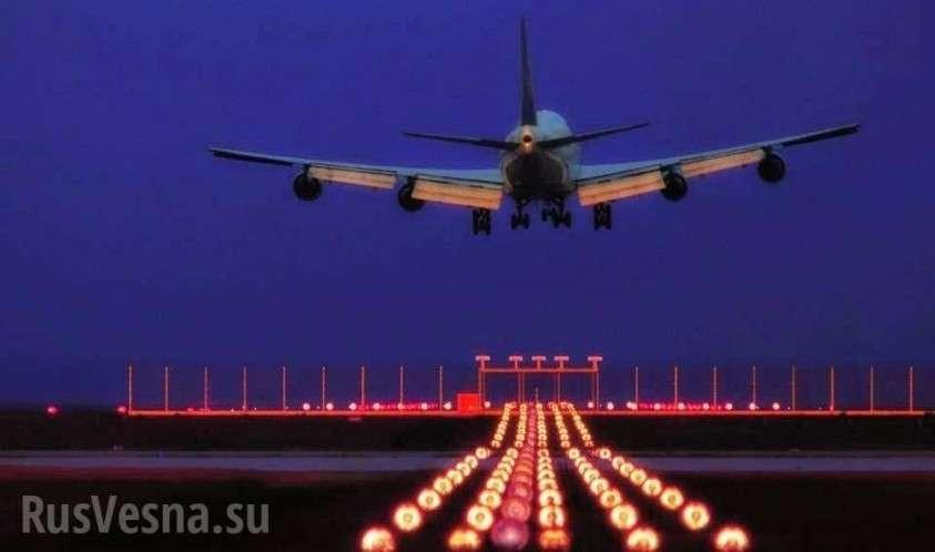 Boeing 737 совершил экстренную посадку во Внуково из-за проблем с шасси
