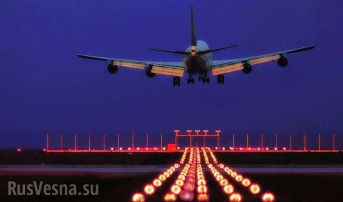 Boeing 737совершил экстренную посадку воВнуково из-за проблем сшасси