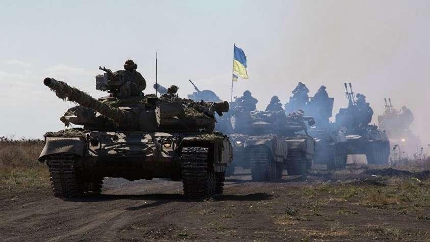 Гражданская война на Украине. Как встретит Донбасс солдат ВСУ