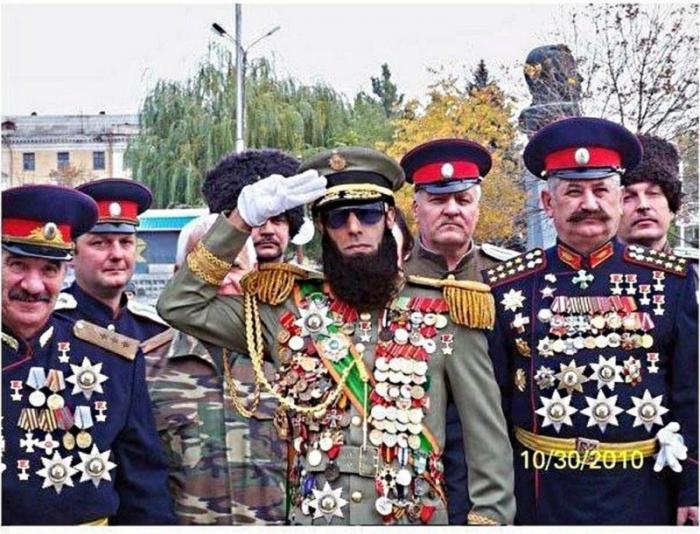 Больше не надевать: гражданские награды уберут с военной формы