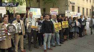 Кирилла Вышинского уже год удерживают в украинской тюрьме по сфабрикованным обвинениям