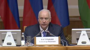 Бастрыкин о 5-летней работе по Роскосмосу: миллиарды воруются, миллиарды!