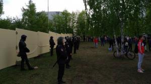 Как я по Майдану погулял. В своем родном городе
