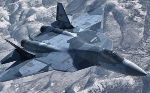 Три авиаполка ВКС России перевооружат новейшими Су-57