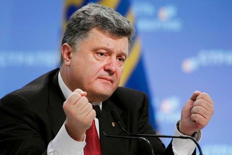 Европейские партнёры намекнули Порошенко, что пора уже освободить президентское кресло