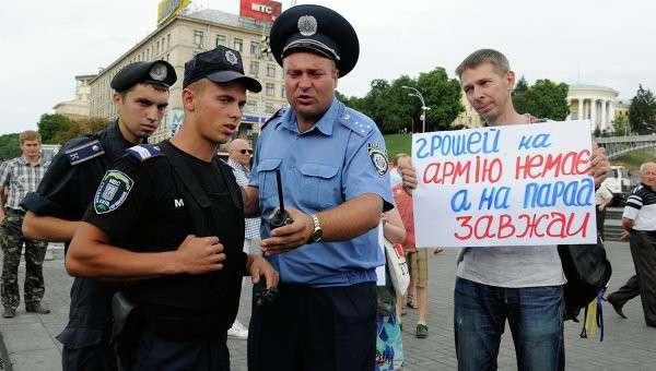 Сотрудники ГАИ взбунтовались против укро-властей