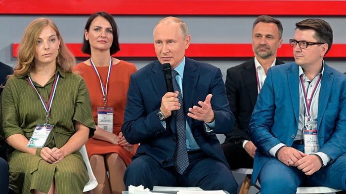 Путин о протестах в Екатеринбурге: «есть простой способ решения – провести опрос»