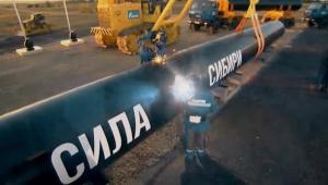 Сила Сибири. Восточный маршрут. Специальный репортаж о газопроводе из России в Китай