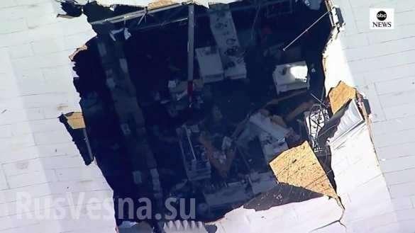 Истребитель F-16 разбился в США (ФОТО, ВИДЕО) | Русская весна
