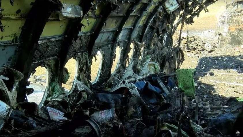 Росавиация подробно рассказала, что произошло с самолётом, сгоревшим в Шереметьево
