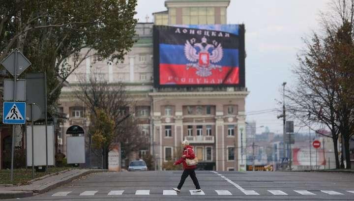 Укро-каратели готовятся к масштабному наступлению на Донецк