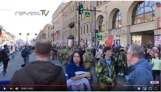 В Санкт-Петербурге американцы обкатали «цветные технологии» протестов