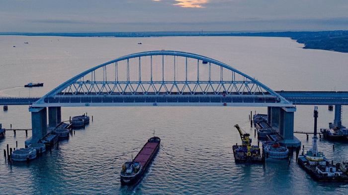 Посольство России в Лондоне раскритиковало статью газеты Ротшильдов про Крымский мост