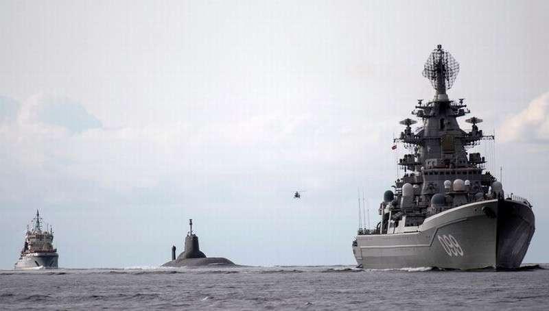 Балтийский флот: старейшему флоту России исполнилось 316 лет